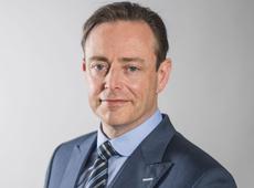 Bart De Wever in Brugge