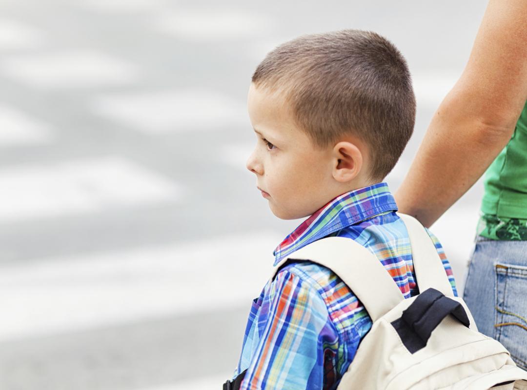 veilig naar school