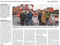 werken Gistelse Steenweg
