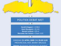 Debat : Vlaanderen Waarheen ?